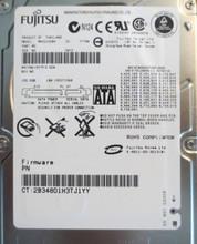 "10 pc. lot Fujitsu MHV2100BH 2.5"" 100gb 5400rpm Sata HDD (DOD tested & Wiped)"