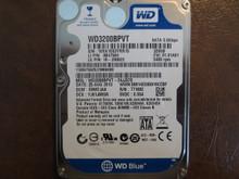 Western Digital WD3200BPVT-24JJ5T0 DCM:EHMTJAK 320gb Sata