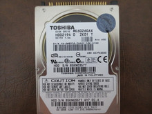 Toshiba MK6026GAX HDD2194 D ZK01 T 630 A0/PA202D 60gb IDE/ATA 85KN0357T (T)