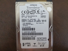 Hitachi HTS541060G9AT00 PN:0A25393 MLC:DA1175 60gb IDE/ATA