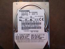 Toshiba MK1032GSX HDD2D30 V ZK01 S 010 A0/AS022M 100gb Sata Z64UF1U2S (T)