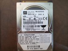 Toshiba MK4025GAS HDD2190 F ZK01 S 610 A0/KA101A 40gb IDE (Donor for Parts)