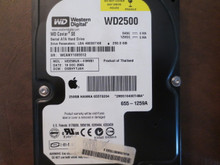 Western Digital WD2500JS-41MVB1 DCM:DSBHYTJAH Apple#655-1259D 250gb Sata