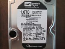 Western Digital WD1001FALS-41Y6A1 DCM:HARNHTJAAB Apple#655-1567E 1.0TB Sata (Donor for Parts)