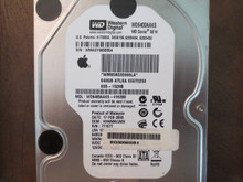 Western Digital WD6400AAKS-41H2B0 DCM:HHNNNVJMH Apple#655-1528B 640gb Sata (Donor for Parts)