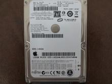 Fujitsu MHY2120BH CA06889-B42500AP 0CFD0A-0081000D Apple#655-1402A 120gb Sata