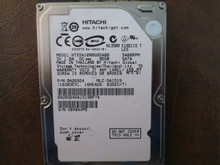 Hitachi HTS541080G9SA00 PN:0A26924 MLC:DA1519 80gb Sata (Donor for Parts)