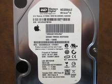 Western Digital WD3200AAJS-41VWA1 DCM:HANNHTJMAN Apple#655-1380E 320gb Sata (Donor for Parts)