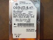 Hitachi HTS545025B9SA02 PN:0A70462 MLC:DA3031 Apple#655-1538A 250gb Sata