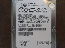 Hitachi HTE545050KTA300 PN:0A57319 MLC:DA2453 500gb Sata (Donor for Parts) VEGGEJWB (T)