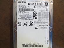 Fujitsu MHW2160BJ G2 CA06855-B076 0EFEDA-0000001A 160gb Sata