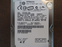 Hitachi HTE545050KTA300 PN:0A57319 MLC:DA2453 500gb Sata (Donor for Parts) VEGED4EB (T)