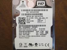 Western Digital WD3200BEKT-75PVMT0 DCM:HHCTJHBB 320gb Sata (Donor for Parts) WX61A8131625 (T)