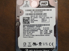 Western Digital WD2500BEKT-75PVMT0 DCM:HECTJAB 250gb Sata (Donor for Parts)