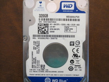 Western Digital WD3200LPVX-75V0TT0 DCM:HAKTJBB 320gb Sata (Donor for Parts)