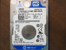 Western Digital WD3200LPVX-75V0TT0 DCM:HVOTJAB 320gb Sata (Donor for Parts)