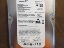 Seagate ST3500630NS 9BL146-038 FW:3.AQF TK 500gb Sata (Donor for Parts)