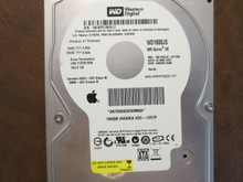 Western Digital WD1600JS-40TGB0 DCM:HBBANTJAAN Apple#655-1257F 160gb Sata (Donor for Parts)