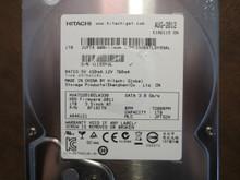 Hitachi HUA722010CLA330 PN:0F18179 MLC:JPT52H Apple#655-1783A 1.0TB Sata N1155VSL (T)