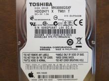 Toshiba MK5055GSXF HDD2H71 X TW01 T 010 D3/FH405B Apple#655-1552D 500gb Sata