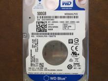 Western Digital WD5000LPVX-75V0TT0 DCM:HAOTJBK 500gb Sata (Donor for Parts)