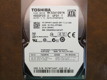 Toshiba MK3261GSYN HDD2F23 D UF01 T FW:MH000D 320gb Sata (Donor for Parts)