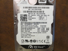 Western Digital WD7500BPKT-75PK4T0 DCM:EHOTJAK 750gb Sata (Donor for Parts)