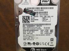 Western Digital WD5000BPKT-75PK4T0 DCM:EBCTJAN 500gb Sata (Donor for Parts)