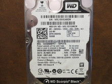 Western Digital WD5000BPKT-75PK4T0 DCM:EBCTJHB 500gb Sata (Donor for Parts)