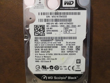 Western Digital WD5000BPKT-75PK4T0 DCM:HHOTJHN 500gb Sata (Donor for Parts)