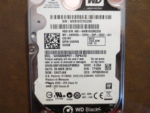 Western Digital WD5000BPKT-75PK4T0 DCM:EAOTJAK 500gb Sata (Donor for Parts)