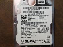 Western Digital WD5000BPKT-75PK4T0 DCM:HAOTJAN 500gb Sata (Donor for Parts)