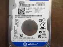 Western Digital WD5000LPVX-75V0TT0 DCM:DHKTJVB 500gb Sata (Donor for Parts)
