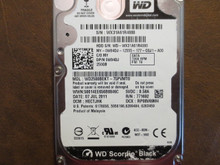 Western Digital WD2500BEKT-75PVMT0 DCM:HECTJHK 250gb Sata (Donor for Parts)