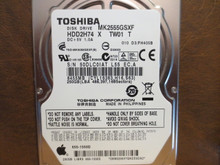 Toshiba MK2555GSXF HDD2H74 X TW01 T 010 D3/FH405B Apple#655-1550D 250gb Sata (Donor for Parts)