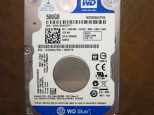 Western Digital WD5000LPVX-75V0TT0 DCM:DAKT2AB 500gb Sata (Donor for Parts)