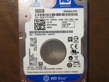 Western Digital WD5000LPVX-75V0TT0 DCM:EVKTJAB 500gb Sata (Donor for Parts)