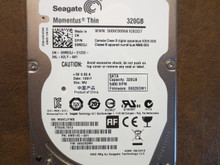 Seagate ST320LT012 9WS14C-031 FW:0002SDM1 WU 320gb Sata