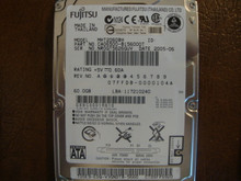 Fujitsu MHT2060BH CA06500-B156000T 07FFDB-0000104A 60gb Sata (Donor for Parts) NR0GT5626GUV