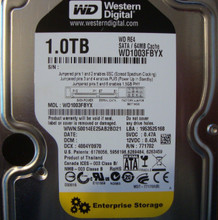 "Western Digital WD1003FBYX RE4 64MB Cache 7200rpm 1000gb 3.5"" Sata hard drive"