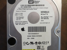 Western Digital WD2500AAJS-41RYA0 DCM:HBNCHVJCBN Apple#655-1358A 250gb Sata