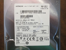 Hitachi HUA722010CLA330 PN:0F18179 MLC:JPT52H Apple#655-1783A 1.0TB Sata (T)