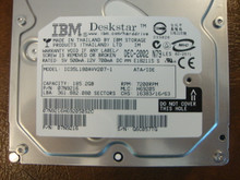 IBM IC35L180AVV207-1 MLC:H69205 PN:07N9216 185.2gb IDE/ATA (Donor for Parts)