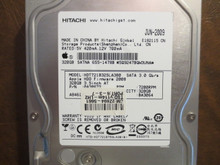 Hitachi HDT721032SLA380 PN:0A38672 MLC:BA3064 Apple#655-1478B 320gb Sata (T)