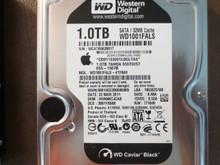 Western Digital WD1001FALS-41Y6A0 DCM:HHNNNTJCAN Apple#655-1567B 1.0TB Sata (Donor for Parts)