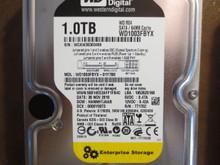 Western Digital WD1003FBYX-01Y7B0 DCM:HANNHTJAAB 1.0TB Sata (Donor for Parts)