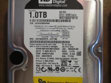 Western Digital WD1003FBYX-01Y7B0 DCM:HANCHTJAB 1.0TB Sata (Donor for Parts)