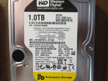 Western Digital WD1003FBYX-01Y7B0 DCM:HANCHTJCAB 1.0TB Sata (Donor for Parts)