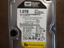 Western Digital WD1003FBYX-01Y7B0 DCM:HANCNTJAAB 1.0TB Sata (Donor for Parts)