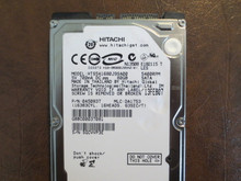 Hitachi HTS541680J9SA00 PN:0A50837 MLC:DA1753 80gb Sata (Donor for Parts)